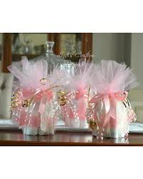 Pink Gold Mini Diaper Cupcake Table Centerpieces, Unique Baby Gift, Baby  Shower Table Decorations