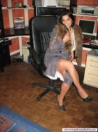 Naughty secretary doggystyle Myslimpics