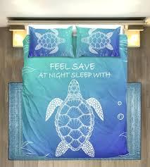 sea turtle comforter sets sea turtle bedding set