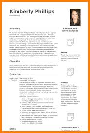 It Intern Resume Beauteous 48 Cv Sample For Internship Theorynpractice