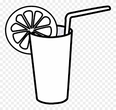 juice clipart black and white. Simple Clipart Glass Of Juice Clipart Black And White Drink Free Download   Inside L