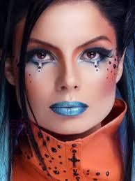 fantasy makeup for