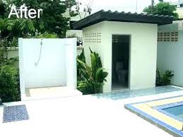 full size of pool throom ideas outdoor shower cana hardware outside wedding enchanting baby showers sh