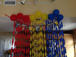 Avengers Party Decorations 17 Best Ideas About Avengers Party Decorations On Pinterest