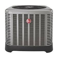 quietest central air conditioner. Exellent Central Quiet Central Air Conditioner Review U2013 Rheem 3Ton With Quietest I