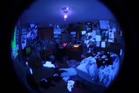 Blacklight Bedroom Photo   1