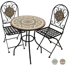outdoor table and chairs png. woodside terracotta mosaic garden table and folding chair set outdoor dining furniture: amazon.co.uk: \u0026 outdoors chairs png r