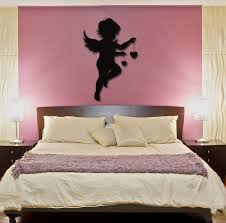 romantic bedroom wall decals. New Home Wall Stickers Vinyl Decal Angel Baby Kids Romantic Decor For Bedroom Free Shipping Decals I