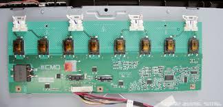tv backlight inverter board. lcd tv repair tutorial - backlight inverter common symptoms \u0026 solutions how to fix tvs youtube tv board