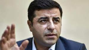 Tutuklu bulunan Selahattin Demirtaş'a ödül!