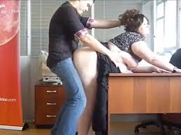 Couple sex office free
