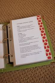 love this idea for making a recipe book simple but super cute narrow down all the food magazines i have