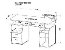 office desk size. Office Desk Dimensions Standard Executive Set Product Standards Height Typical Size