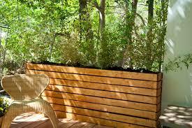 deck planter plan