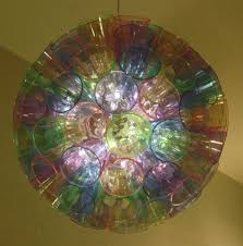 Plastic Cup Light Fixture Easy Crafts Quill Alley