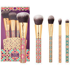 limited edition artful accessories brush set tarte sephora