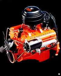 History Of The Small Block Chevrolet OHV Cylinder Head - EngineLabs