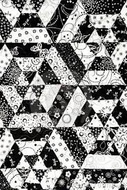 43 best Black &White Quilts images on Pinterest   Black, Modern ... & black quilts   Black White Quilt Pattern listed in: Adamdwight.com