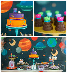 Small Picture Karas Party Ideas Home Inspired Alien Birthday Party via Karas