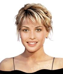 Womens Short Hairstyles Thick Hair Hair Cut And Hairstyle Inspirations