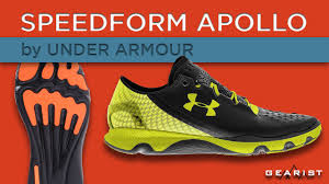 under armour running shoes. under armour speedform apollo running shoes review - gearist.com youtube under armour running shoes g