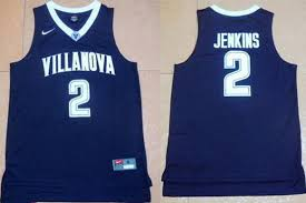 for Cheap wholesale Blue Ncaa Jersey Navy Basketball 2 On Kris Jenkins Wildcats From Villanova Men's China Sale