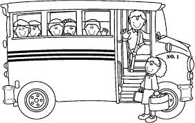 Small Picture Picture Coloring Schoo Picture Gallery Website School Bus Coloring