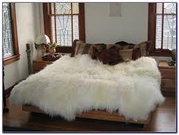 sheepskin rug costco