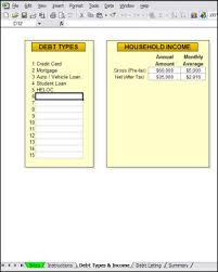 Debt Tracker Spreadsheet Excel Debt Tracker Spreadsheet Moneyspot Org