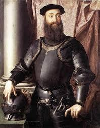 Portrait of Stefano Colonna
