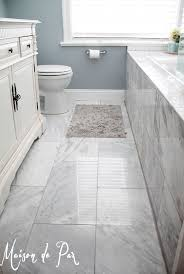 Bathroom New Marble Bathroom Floor Tiles Home Design Furniture