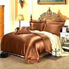 rose gold comforter twin and brown bedding sets solid white black gray satin duvet cover queen king best home set comfor