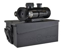Bsa Red Dot Laser Light Combo Bsa Stealth Tactical Red Dot Illuminated With Laser
