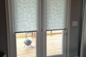 shades for front doorEnchanting Front Door Roman Shade and Window Treatments For Metal