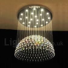 21 lights modern led k9 crystal ceiling pendant light indoor chandeliers home hanging down lighting lamps