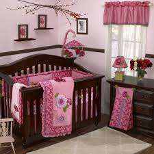 Alluring Images Of Baby Nursery Room Design And Decoration With Various  Baby Bedding Ideas : Beautiful