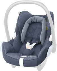 maxi cosi cabriofix cover complete nomad blue from the collection 2017 replacement