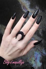 Soñar con una serpiente negra, qué significa. 22 Super Disenos Con Imagenes De Unas Acrilicas Negras Mate