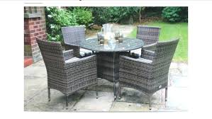 round rattan patio set round rattan garden set premier cane table and chairs rattan patio chairs