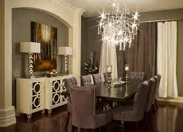 beautiful dining rooms. 20 Beautiful Dining Rooms With Velvet Chairs 7