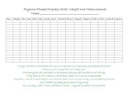 Pix For Personal Fitness Merit Badge Chart Body