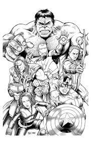 Small Picture Coloring Pages Black Widow Coloring Page Avengers Redcabworcester