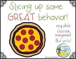 Whole Class Reward System Pizza