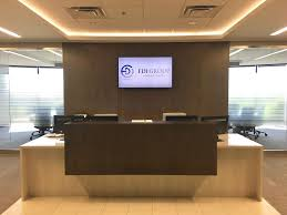 Lobby office Double Height Lobby Fdi Group Novi Mi Glassdoor Lobby Fdi Group Office Photo Glassdoor