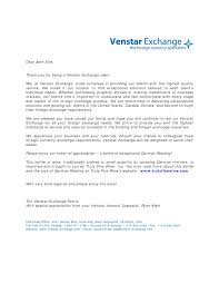 sle business thank you letter client save thank you letter to clients for their business gallery