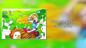 Nàng công chúa chăn ngỗng - [Truyện cổ tích] - YouTube