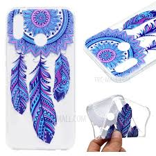 Chinese Dream Catcher Gorgeous Patterned Soft TPU Protective Case Cover For Huawei P32 Lite Nova
