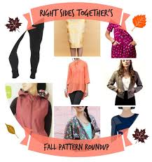 Indie Sewing Patterns Custom The Best Fall Indie Sewing Patterns For 48 Right Sides Together