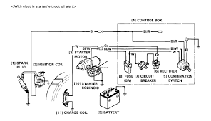 honda gx160 wiring diagram honda wiring diagrams