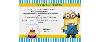Invitations Card For Birthday Free Birthday Party Invitation Card Online Invitations